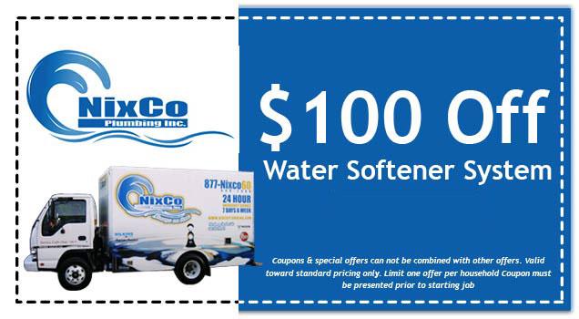 Cincinnati Amp Mason Water Softener System Installation
